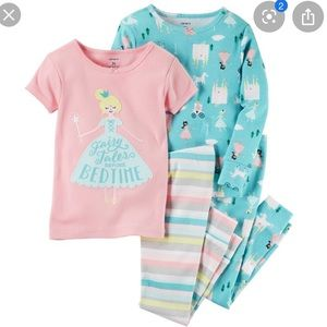 Carter's Four-Piece Pajama Set